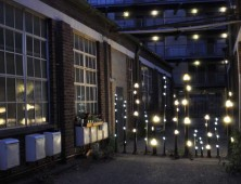Slender Blossom Bulbs Playfully Showcase LED Lighting