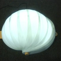 Versatile Pillbug Light Is a Wall Sconce, Table Lamp or Chandelier