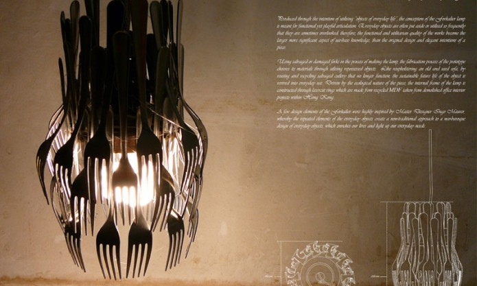Forkalier With Text Bright Ideas Lighting Design Compeion