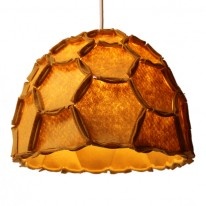 Glowing Beehive-Shaped Nectar Hanging Light