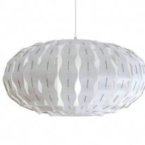 Sea Urchin-Inspired Uni Light Constructed from Tyvek