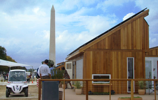 INHABITAT REPORTS FROM SOLAR DECATHLON – Photos!