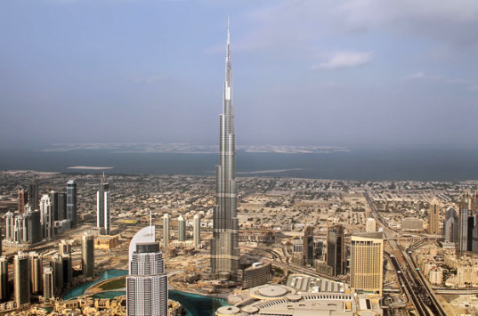 Burj Dubai, Dubai, world's tallest building