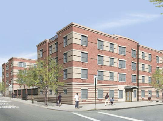 Habitat For Humanity And Nyc Team Up For Leed Certified Affordable