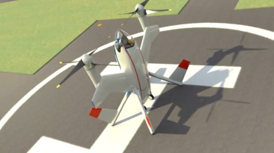 sustainable design, green design, personal flight vehicle, nasa, vtol, puffin, electric vehicle, airplane, sustainable transportation