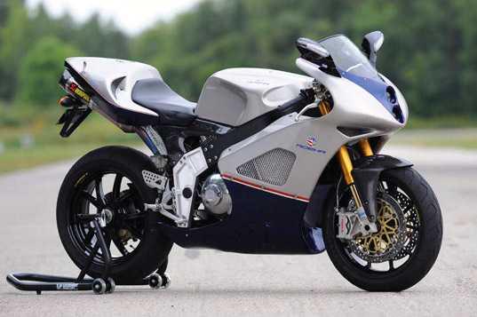 sustainable design, green design, sustainable transportation, electric vehicle, roehr, roehr esuperbike, battery powered, AC engine, electric powered, motorcycle, motorbike
