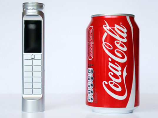sustainable design, green design, chemical energy, coke, coca cola, nokia, cell phone