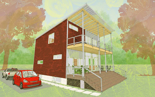 sustainable design, green architecture, green building, Treehugger, lloyd alter, stock plans, house design, lavardera