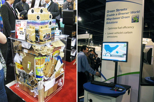sustainable design, green design, ces, consumer electronics show, greener gadgets, green electronics, eco nation, ipod accessories