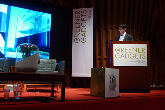 sustainable design, green design, greener gadgets conference, green gadgets, green electronics, sustainable technology, clean tech, renewable energy, energy efficiency, andrea filter, labogroup