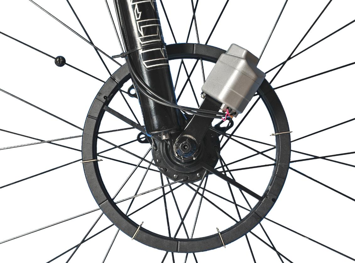Reader Tip Magtenlight Generates Energy From Your Bike Wheels Simple Electric Generator Design Generators And Dynamos Inhabitat Green Innovation Architecture Building