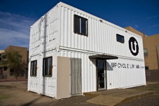 Upcycled Living Rolls Out Affordable Shipping Container