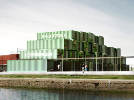 green design, shipping container housing, shipping container prefab, shipping container architecture, student container housing, sustainable design, eco design, container housing, student housing, green architecture, green container housing, sustainable housing, eco housing, green design, green architecture, eco architecture