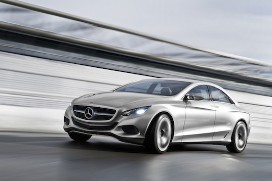 mercedes benz, f800, fuel cell, concept car, plug-in hybrid, electric car, green design