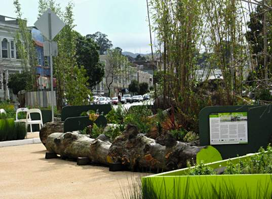 showplace triangle, guerrero park, san francisco, sf, pavement to parks, parklets, bartlett