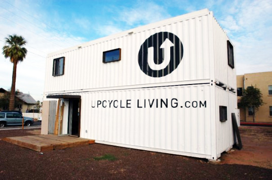 Remarkable Upcycled Living Rolls Out Affordable Shipping Container Housing Home Remodeling Inspirations Propsscottssportslandcom