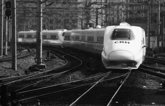 high speed rail, china, china's high speed rail lines, europe, international travel, rail infrastructure, HSR, green transportation, trains, high speed trains, eco design, sustainable design