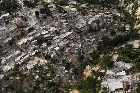 recycled materials, recycled, haiti, haiti earthquake, port-au-prince, reconstruction, rebuilding with recycled materials