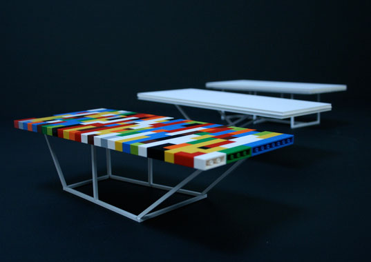 Amazing LEGO Table Would Make Even the Most Boring Meeting Fun ...