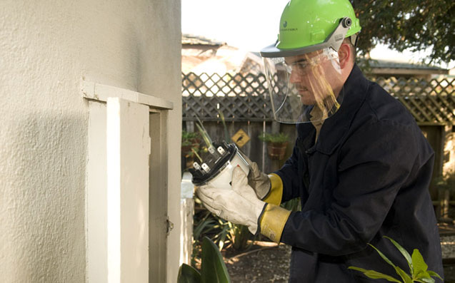 Installation of a smart meter