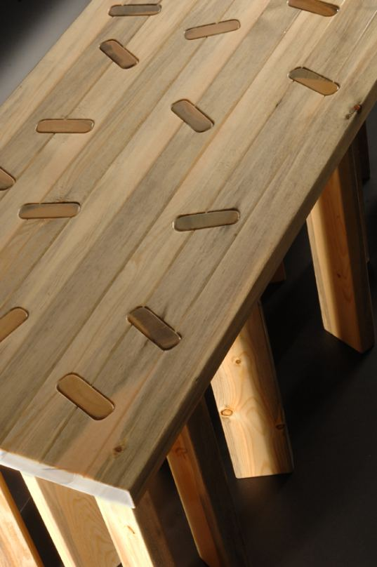 Charming Bug Infested Wood Transformed Into Sleek Furniture | Inhabitat   Green  Design, Innovation, Architecture, Green Building