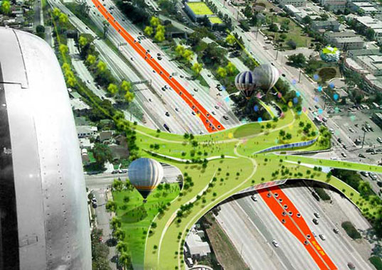 Architects envision green transportation solutions for los - Sustainable urban planning and design ...