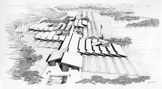 Paul Rudolph, sustainable design, green design, sustainable architecture, green renovation, demolition, green building, modern architecture