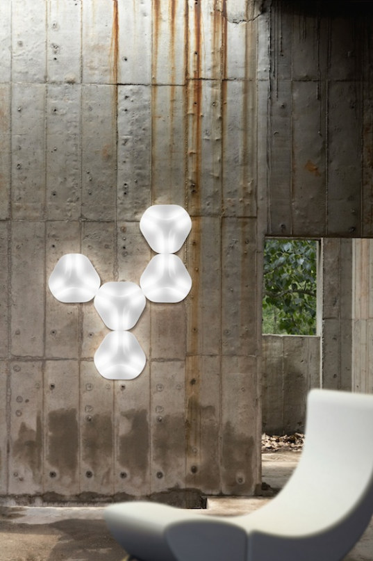 Karim Rashid Unveils Beautiful Energy Efficient Trex Lamps