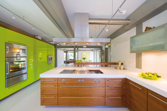 From bauhaus to huf haus energy efficient prefab homes Energy efficient kitchen design