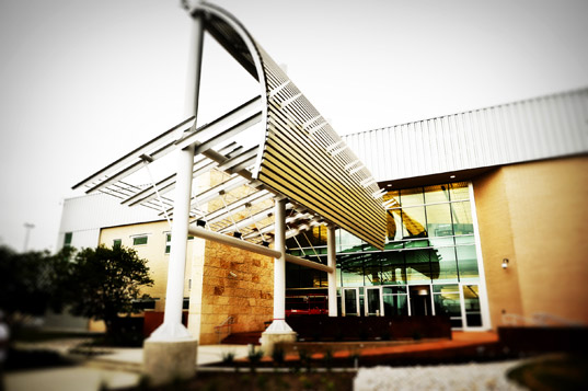 rackspace, leed, green design, sustainable design, green building, green renovation, sustainable architecture, shopping mall office, converted mall