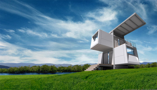 Self Sustaining Homes self-sufficient home | inhabitat - green design, innovation