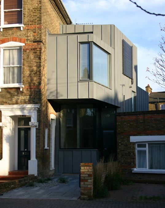 Grand designs small house