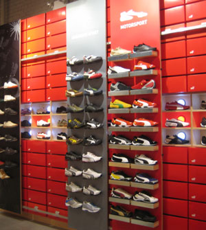 RETAIL PREFAB: Puma's Store-In-A-Box