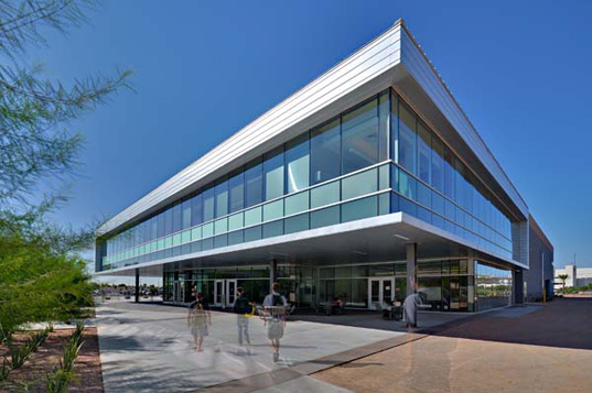Mesa Community College, Green Building, LEED, LEED GOLD, USGBC, Smith Group, Sustainable Building