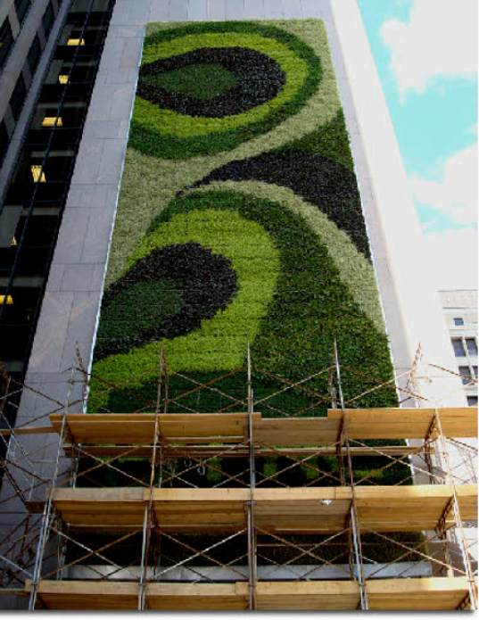 North Americau0027s Largest Living Wall Installation By PNC | Inhabitat   Green  Design, Innovation, Architecture, Green Building