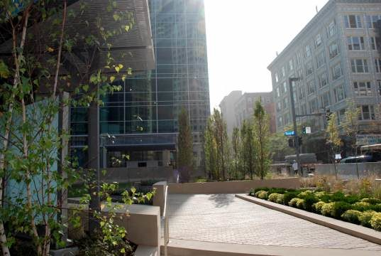 North America's Largest Living Wall Installation by PNC