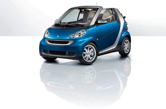 TRANSPORTATION TUESDAY: Smart Car Hits US in 2008!