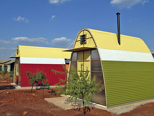 Ab D Affordable Prefab For South Africa From Bsb Design