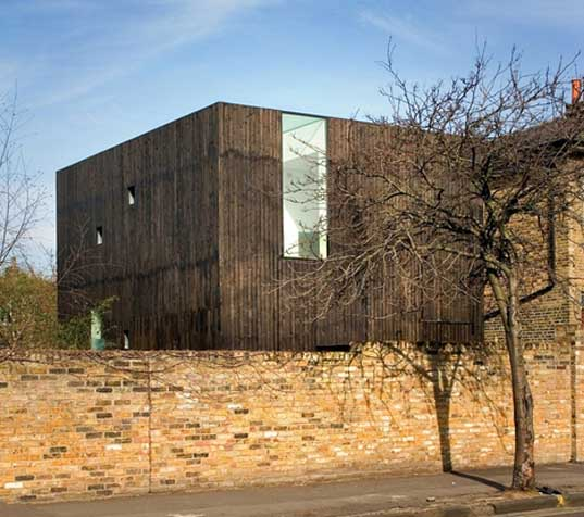 PREFAB FRIDAY: David Adjaye's East London House