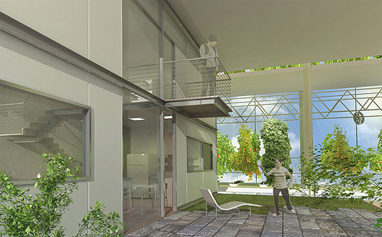 Agro-Housing, Knafo Klimor Architects, Chinese architecture, Chinese urban migration, Chinese green building, Chinese prefab, sustainable urban buildings, roof garden, Israel eco architects, eco building china, sustainable communities china, agrohousing3.jpg