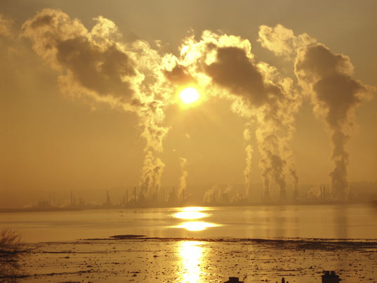 Does Pollution Actually Fight Global Warming?