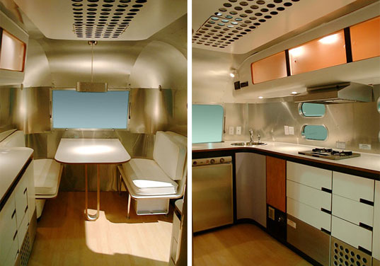 PREFAB MOBILE FRIDAY: Airstream Bambi Trailer | Inhabitat   Green Design,  Innovation, Architecture, Green Building