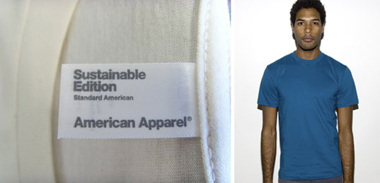 american apparel, american apparel organic, american apparel sustainable, sustainable style, organic cotton basics