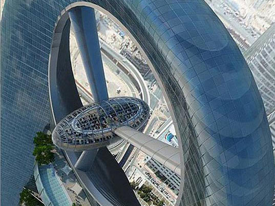 sustainable design, green design, dubious dubai, green building, anara tower