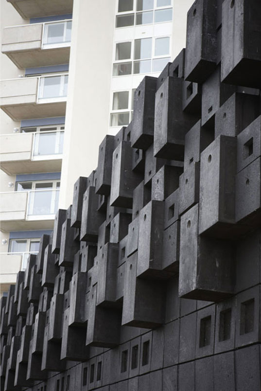 Animal Wall Deluxe Apartments For Birds And Bats