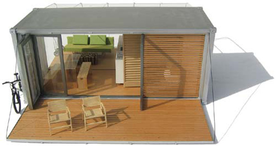 Charmant All Terrain Cabin, Bark, Canadian Design, Prefab, Off Grid