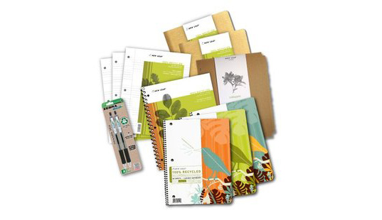 New Leaf Notebooks Noonsolar Bag Top 5 Eco Friendly Back To School Supplies