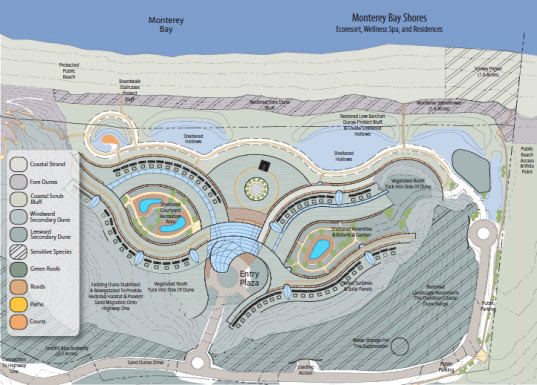 Monterey Bay Shores Set To Be Greenest Ecoresort In The