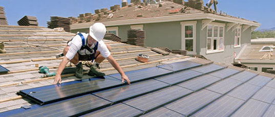 Building Integrated Photovoltaics, Solar Power roof tiles