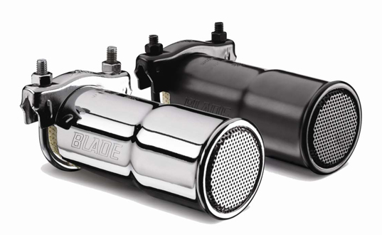 Tailpipe Exhaust Filter